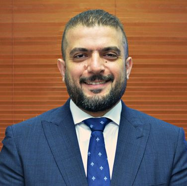 Mr. Sinan Abu Hantash